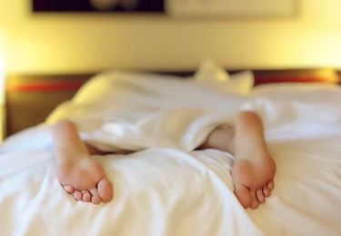sleep better with exercise