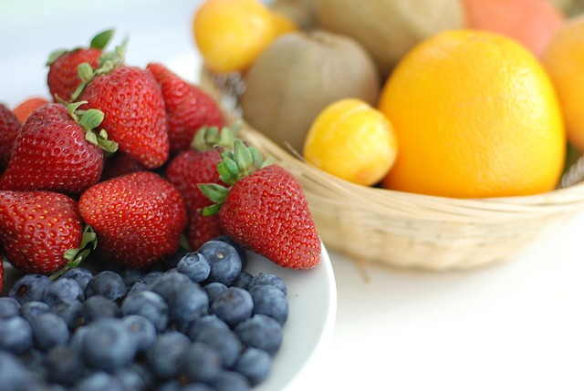 food and nutrients for happiness
