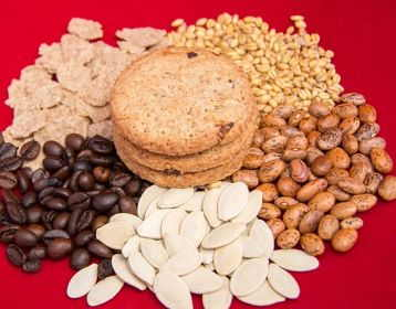 nuts seeds and oats